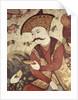 Shah Abbas I by Persian School
