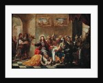 Christ in the House of Simon the Pharisee by Juan de Valdes Leal