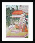 Ramakali Ragini by Indian School