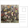 Bouquet of Flowers by Ferdinand Victor Eugene Delacroix
