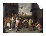 A Charivari by David II Ryckaert