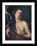 St. John the Baptist by Bernardo Strozzi