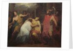 Study for the Death of Lucretia by Baron Pierre-Narcisse Guerin