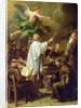 The Death of St. Francis by Jean-Baptiste Jouvenet