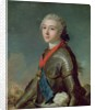 Louis Jean Marie de Bourbon Duke of Penthievre by Jean-Marc Nattier