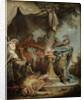 Mucius Scaevola before Porsenna by Francois Boucher