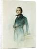 Jean Joseph Louis Blanc by Denis-Auguste-Marie Raffet