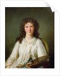 Madame Alexandre Lenoir by Marie Genevieve Bouliard