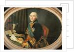 Cesar-Gabriel de Choiseul-Chevigny Duc de Praslin by Alexander Roslin