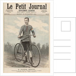 Charles Terront from 'Le Petit Journal' by Fortune Louis & Meyer