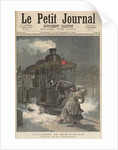 An Accident at Marly-le-Roi: Victim of his Dedication by Fortune Louis & Meyer