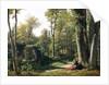 View of Bellevue near Meudon by Edouard Cibot