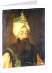 Adbul Hamid I by French School