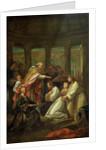 Baptism of St. Augustine by Louis de