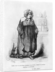Madame Vauquer by Charles Albert d'Arnoux Bertall