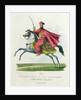 Sultan Mahmud II by Eduard Gurk