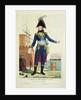 Louis-Antoine de Bourbon Duke of Angouleme by Thomas Naudet