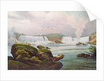 General View of Niagara Falls from the Canadian Side by Jacques Milbert