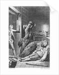 Jean Calas discovering his dead son by Emmanuel Jean Nepomucene de Ghendt by Charles Joseph Dominique Eisen
