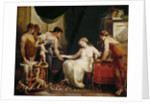 Vendor of Love by Angelica Kauffmann
