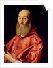 Cardinal Antoine Perronot de Granvelle by Scipione Pulzone