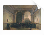 Entry of the 106th Battalion into the Paris Town Hall by Jules & Guiaud