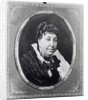 Portrait of George Sand by French Photographer