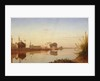 View of the Nile in Lower Egypt by Prosper Georges Antoine Marilhat