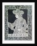 Louis Mandrin by French School