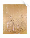 Countess Charles d'Agoult and her daughter Claire d'Agoult by Jean Auguste Dominique Ingres