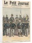 The Italian Army by Henri Meyer
