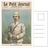 General Alfred Amedee Dodds in Dahomey by Henri Meyer
