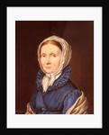 Juliane, Baroness von Kruedener nee Vietinghoff-Scheel by Gustav Karl Friedrich Luderitz