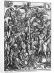 Christ on the cross by Albrecht Dürer or Duerer
