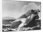 The Rape of Europa by Felix Edouard Vallotton