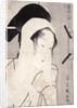 A bust portrait of Kokin by Chokosai Eisho