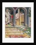 The Apparition of Gamaliel to the Priest, Lucien by Michael Pacher