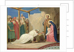 Adoration of the Magi by Hippolyte Flandrin
