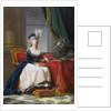 Marie-Antoinette by Elisabeth Louise Vigee-Lebrun
