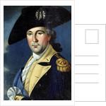 George Washington by Samuel King