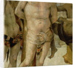 Flagellation of Christ by Luca Signorelli