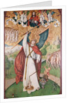 St. Michael Weighing the Souls at the Last Judgement by Hans the Elder Leu
