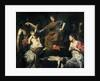 The Judgement of Solomon by Valentin de Boulogne