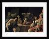 Artist's Reunion by Eustache Le Sueur