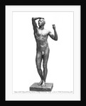 The Age of Bronze by Auguste Rodin