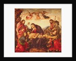 The Lamentation of Christ by Capponi