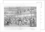 La Courtille, popular dance by French School