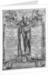 Joachim of Flora by Italian School