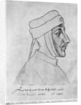 Louis II of Flanders, also Louis III of Artois and Louis I of Palatine Burgundy, known as Louis of Male by Flemish School