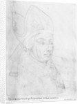 David, bishop of Utrecht by Flemish School